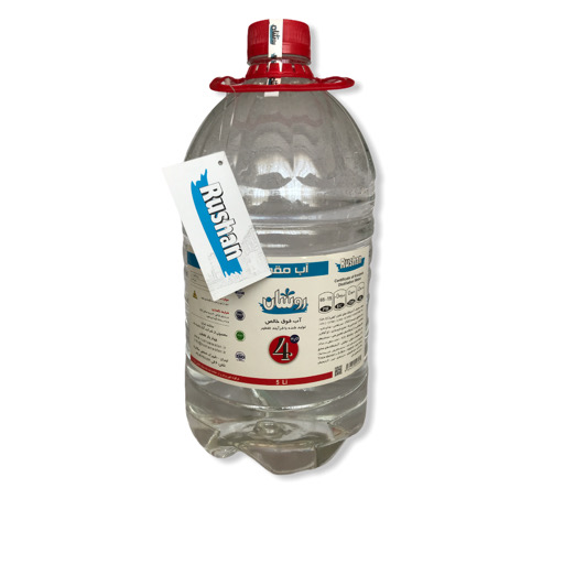 آب مقطر چهار بار تقطیر