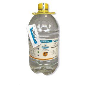آب مقطر دو بار تقطیر