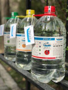 آب مقطر داروخانه ای