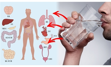 نوشیدن آب مقطر