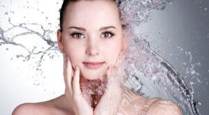 بهترین آب برای پوست صورت